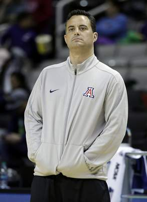 Associated Press Arizona coach Sean Miller and his brother, new Indiana coach Archie Miller, learned from their father, John, who was a legendary Pennsylvania high school coach who won over 600 games.