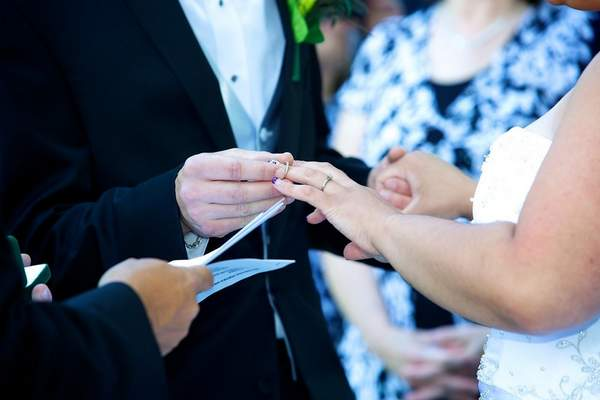 Pixabay Planning to officiate a friend's wedding? Be prepared with some tips from others who have been there.