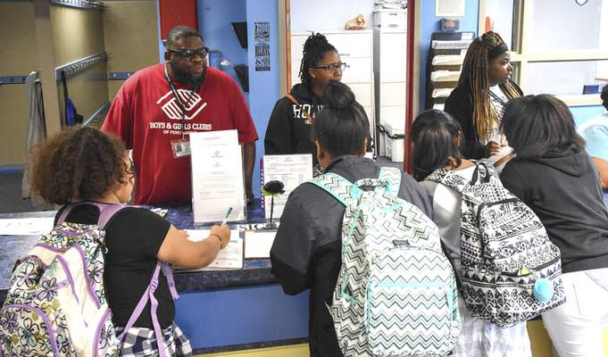 Michelle Davies | The Journal Gazette The Boys and Girls Clubs of Fort Wayne helps underserved children, providing a safe place for kids to go after school.