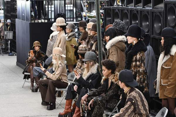 Washington Post The fall 2017 Marc Jacobs show reflected a trend toward greater diversity in the fashion industry.