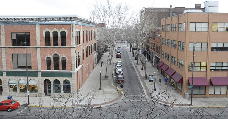 File Federal tax credits will help turn The Landing onWest Columbia Street into an entertainment and residential area, if the credits are not repealed.