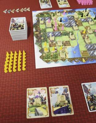 Many Local Spots To Test Your Game Skills Entertainment The Journal Gazette