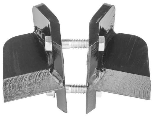 Recalled SpeeCo and Woods bolt-on-4-way wedge accessory for hydrolic log splitters