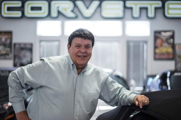 Keith Busse, Steel Dynamics co-founder,  is auctioning off his collection of 16 Indy500 Corvette pace cars.