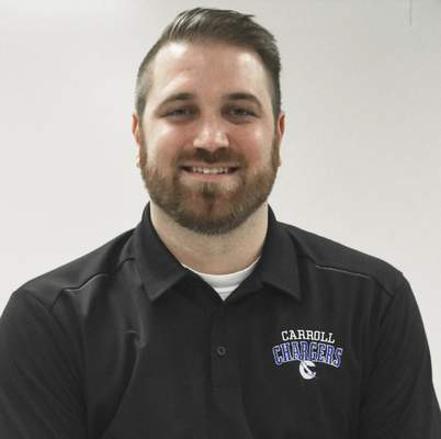 Michelle Davies | The Journal Gazette  Ryan Roy, department chair of special education at Carroll High School.