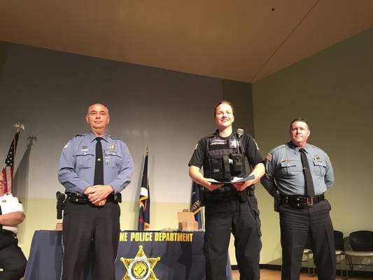 FWPD awards officers, civilians | Police/Fire | The Journal
