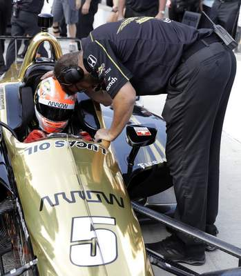Indy 500 Field Wont Be Expanded For Hinchcliffe Mann