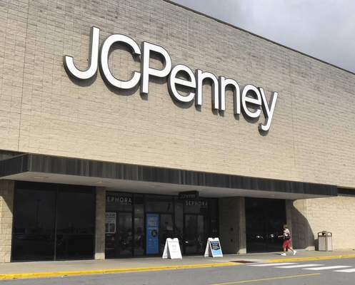Michelle Davies | The Journal Gazette JCPenney at the Glenbrook Mall.