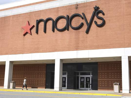Michelle Davies | The Journal Gazette Macy's is one of the anchor stores at Glenbrook Square.