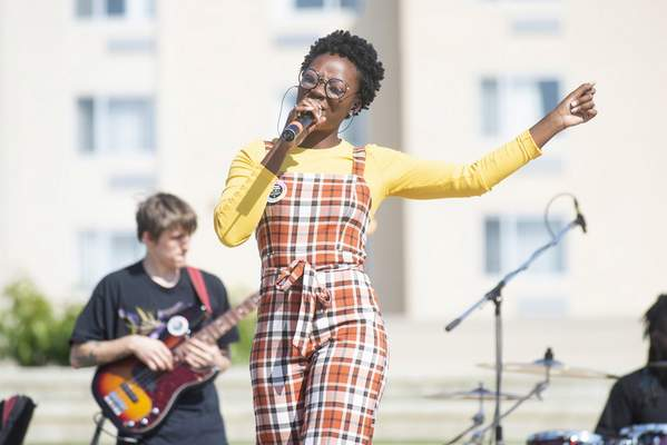 """Photos by Brett Luke 