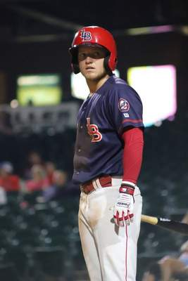 Courtesy Taris Smith | Louisville Bats Josh VanMeter played his final 98 games of the 2018 season with the Louisville Bats, the Cincinnati Reds' Triple-A affiliate, hitting .253 with 11 home runs, six triples, 25 doubles and compiled an OPS of .773.