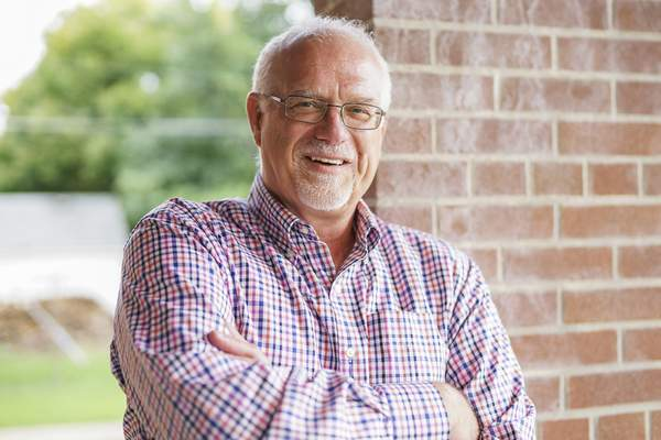 East Allen County Schools safety director Jeff Studebaker has now retired to take a security position with the Indiana Department of Education. (Mike Moore | The Journal Gazette)