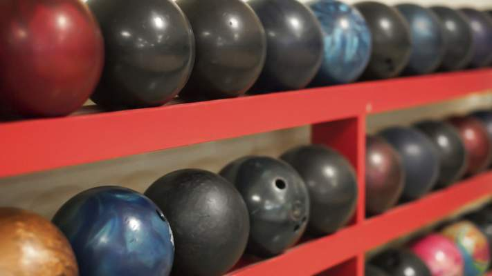 The church has had the bowling alley more than 80 years.