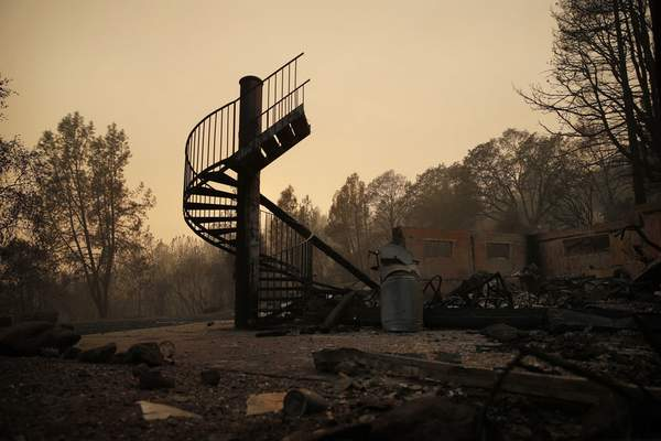 Fire death toll rises to 23 in Northern California | US