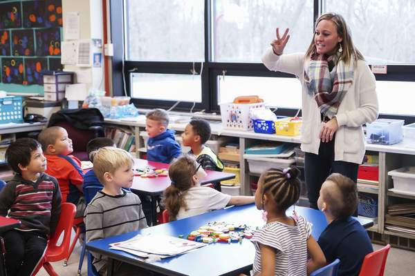 Pre-K sends students on their way | Schools | The Journal