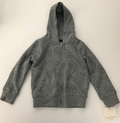 Recalled children's hoodie.
