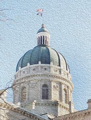 File The 2019 long session of the General Assembly began Thursday at the Statehouse in Indianapolis.