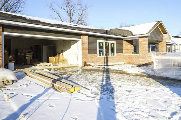 A ribbon-cutting will be Sunday for the first CASS Housing development at 515 Constance Ave. (Mike Moore | The Journal Gazette)