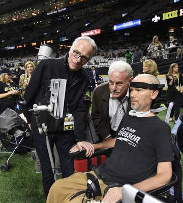 Ex Saints Player Stays Strong Amid Als Nfl The Journal