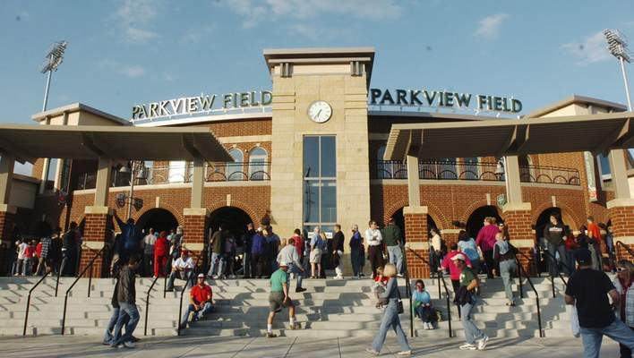 File People have flocked to Parkview Field for baseball and more in the decade since its debut, making it a downtown staple.