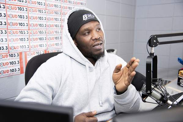 File Keriston Baker, a DJ with 96.9 FM known as Big Kess, says it's important to get more hip-hop on the local airwaves. He's pushed for the Adams Radio Group station to begin playing more music made by local hip-hop artists.
