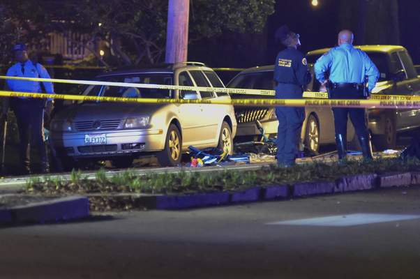 New Orleans police: Driver in deadly crash likely impaired
