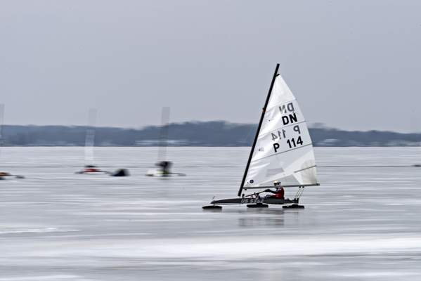 Danny Graber Photography  The International DN Ice Yacht Racing Association was formed in Michigan in 1962, with its goal being to promote, protect and perpetuate DN one design iceboating and to advance the art and skill of the DN ice yacht construction and sailing. Since then, the association has grown to about 400 members within North America. There has also been a strong interest in Europe, with18countries forming the European association.
