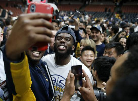 UC Irvine players have NBA lineages | Colleges | The Journal