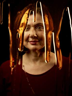 Washington Post Carla Marina Marchese took up beekeeping in 2000, eventually moving to Italy for advanced certification. She was the first American accepted into the Italian National Register of Experts in the Sensory Analysis of Honey.