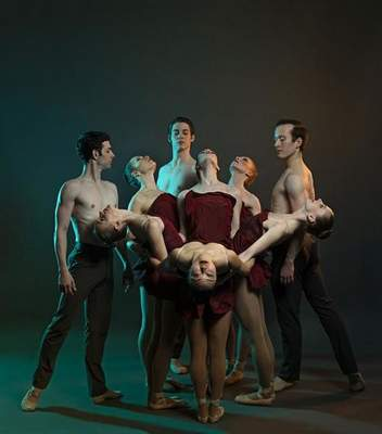Courtesy photos Fort Wayne Ballet will perform Saturday during the Indiana Dance Festival.