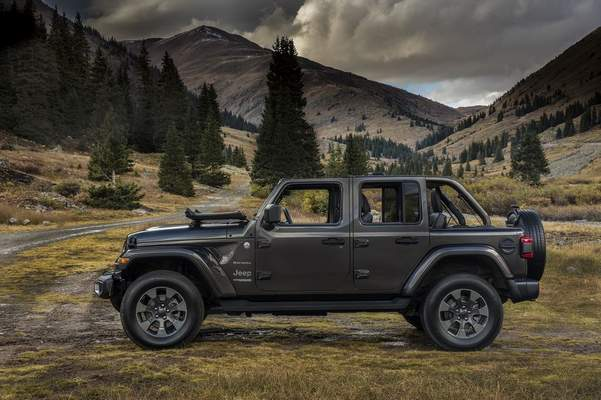 Review: 2019 Jeep Wrangler Sahara | Business | The Journal