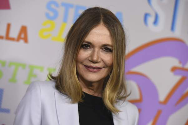 FILE - In this Jan. 16, 2018 file photo, Peggy Lipton arrives at the Stella McCartney Autumn 2018 Presentation in Los Angeles. Lipton, a star of the groundbreaking late 1960s TV show