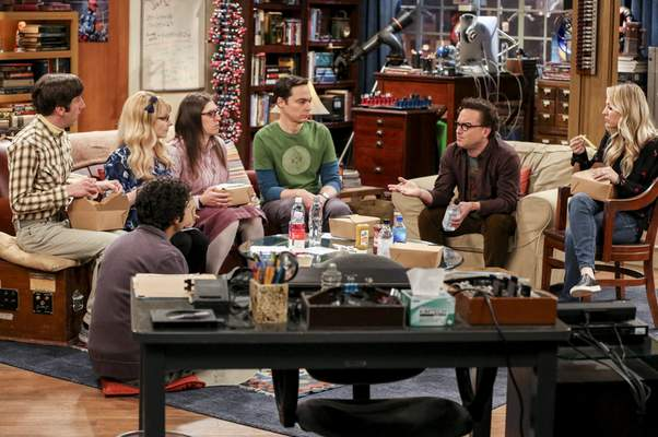 """CBS photos The cast of """"The Big Bang Theory,""""  has expanded over the years, from the five central characters in Season 1 to love interests Amy and Bernadette over the years."""