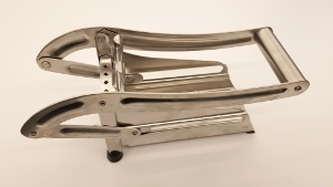 Recalled Grand Gourmet french fry cutter - side view.