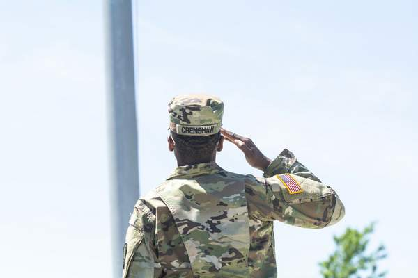 File Several Memorial Day events will honor servicemen and women, including the annual Memorial Day Parade and Ceremony at Memorial Coliseum on Monday.