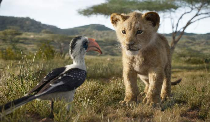 """Walt Disney Pictures Disney's highly anticipated remake of """"The Lion King"""" is slated to open in theaters July 19."""