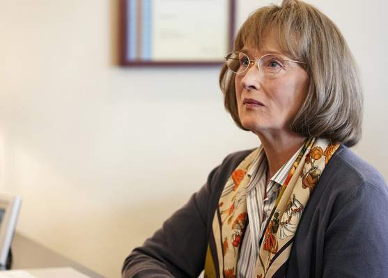"""HBO Meryl Streep joins the cast of """"Big Little Lies"""" for Season 2."""