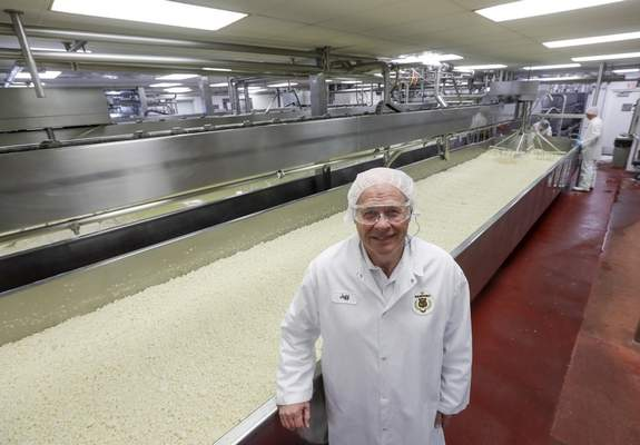 Associated Press  Jeff Schwager, president of Sartori Cheese, has already faced retaliatory tariffs as President Donald Trump reopened a trade battle with Mexico, and is also paying tariffs on sales to China.