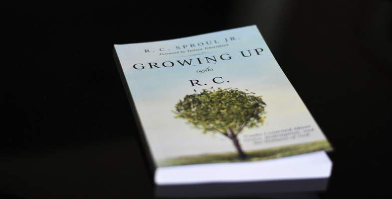 Katie Fyfe   The Journal Gazette  Author R.C. Sproul's new book Growing Up with R.C.
