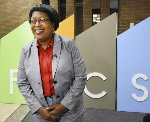 File FWCS Superintendent Wendy Robinson plans to retire at the end of the 2019-20 school year.