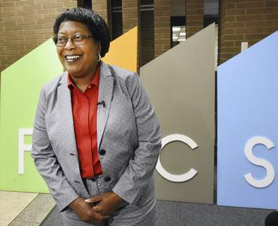 File FWCS Superintendent Wendy Robinson plans to retire at the end of the 2019-20 school year. (Cathie_Rowand)