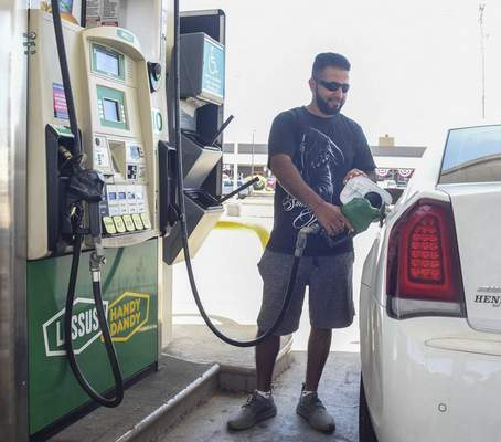 Fort Wayne Gas Prices >> Holiday Travel Expected To Soar Local The Journal Gazette
