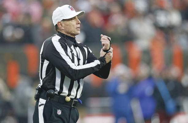 Associated Press Referee Tony Corrente says the pass interference rule has not changed as the NFL begins replay review of interference calls this season.