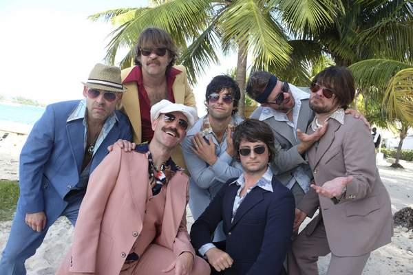 Courtesy  Yacht Rock Review will perform Thursday at Sweetwater Performance Pavilion.