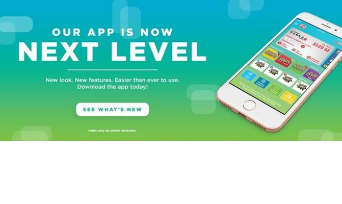 Courtesy  The Hoosier Lottery now has a mobile app, where users can learn about different games, find a local retailer to buy a ticket, check results, choose numbers and prepare a digital pay slip. But tickets still cannot be bought online, though a push to go mobile is being considered by lottery and government officials.