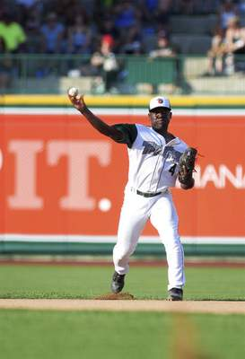 Katie Fyfe | The Journal Gazette  The TinCaps take on the Cedar Rapids Kernels at 1:05 p.m. today at Parkview Field.