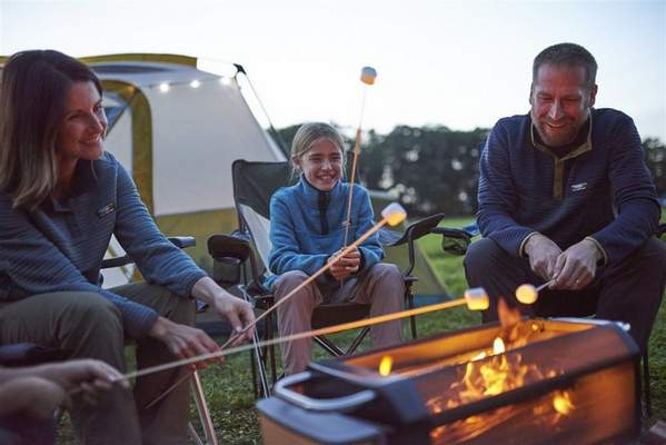 Brandpoint Take advantage of summer days by spending time outdoors whether it's camping or making s'mores over a campfire.
