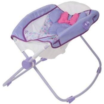 Eddie Bauer Slumber and Soothe Rock Bassinet (Model BT055CSY)