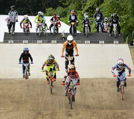 File Fort Wayne BMX will have qualifier races today and Saturday at the track in Franke Park along Sherman Boulevard.