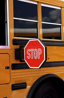 School officials in Allen County say drivers illegally pass school buses nearly 200 times every school day.
